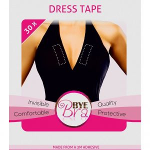 Bye Bra - Dress Tape (30 strips)-0