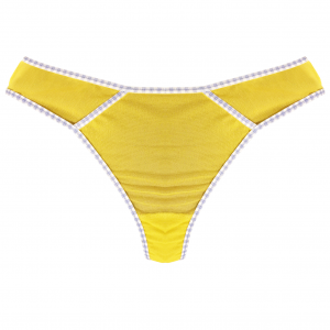 LL Sunflower Thong Front